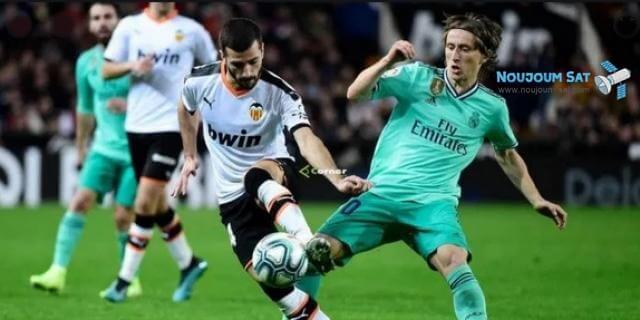 موعد مباراة ريال مدريد ضد فالنسيا والقنوات الناقلة