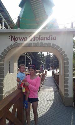 Park Nowa Holandia - Elbląg
