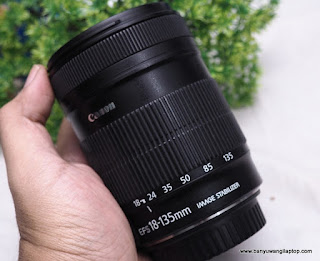 Jual Lensa Canon 18-135 IS 2nd - Banyuwangi