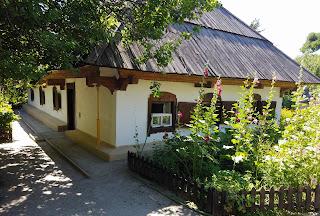 Полтава. Музей-усадьба И. П. Котляревского
