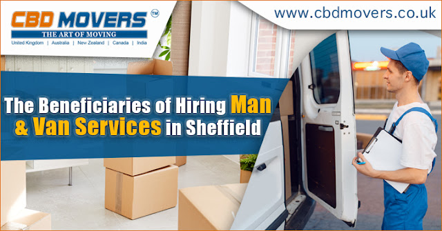 House removals companies Sheffield