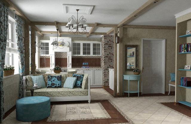 Thiết kế chung cư đẹp - Mẫu số 4