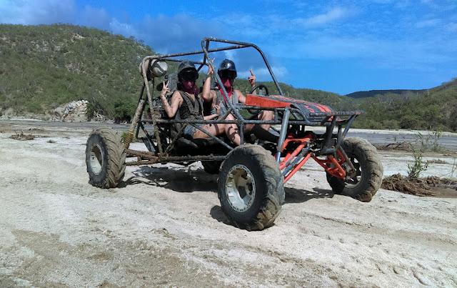 Dune Buggy in Cabo San Lucas