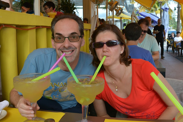 Miami Beach cocktails