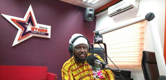 Akufo-Addo will 'fight' Bawumia – Blakk Rasta predicts