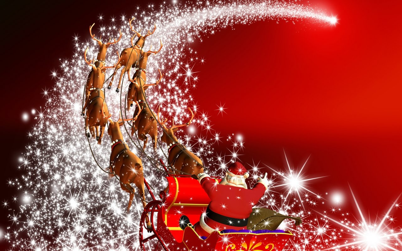 Christmas Magic Hd Wallpapers: Vine Mos Craciun !