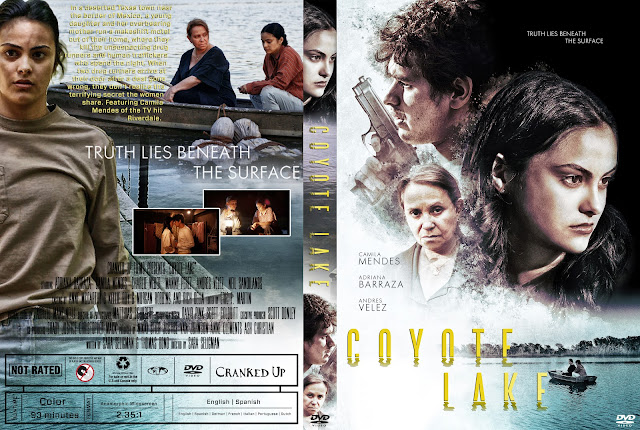 Coyote Lake DVD Cover