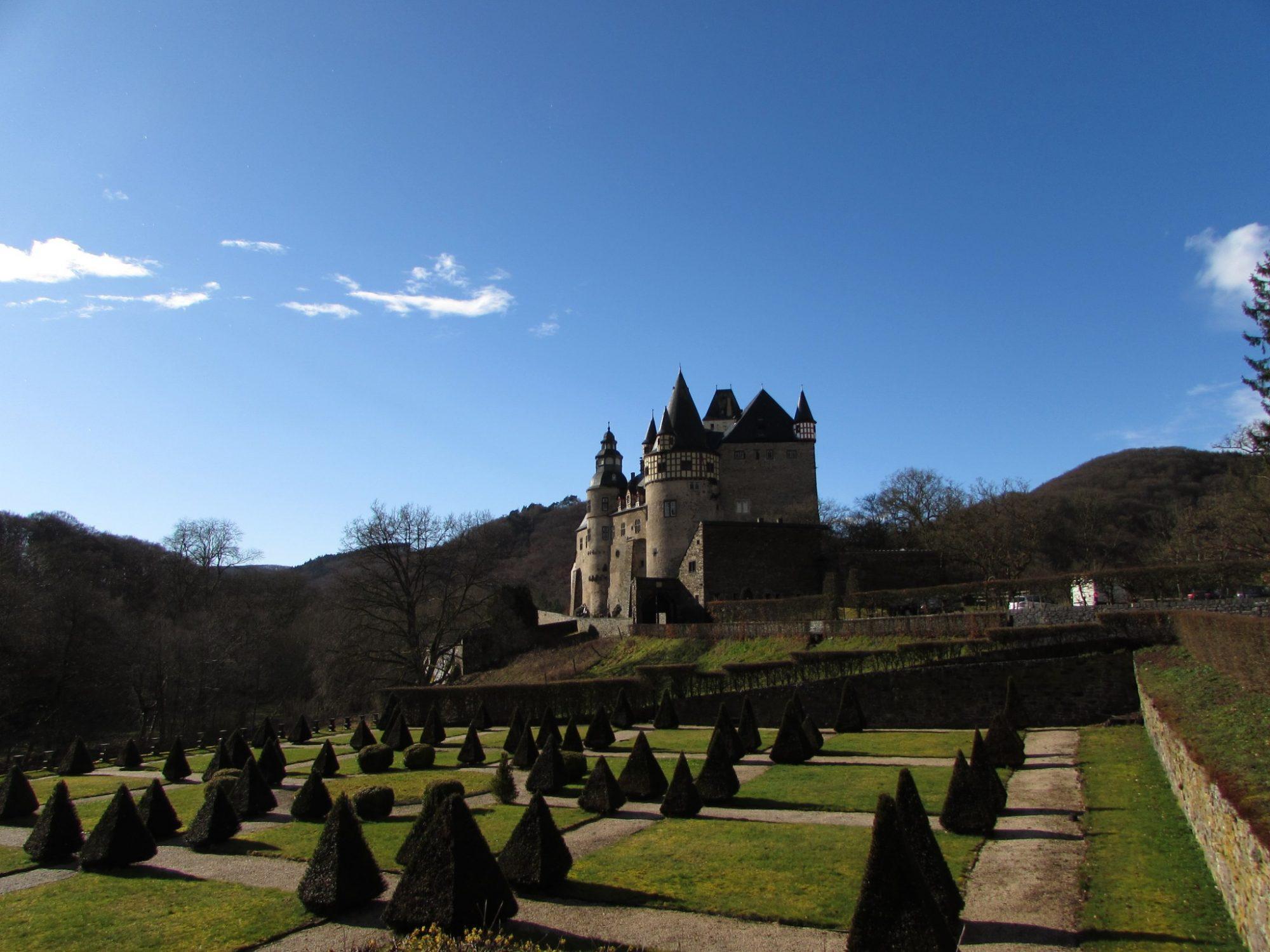Bürresheim Castle