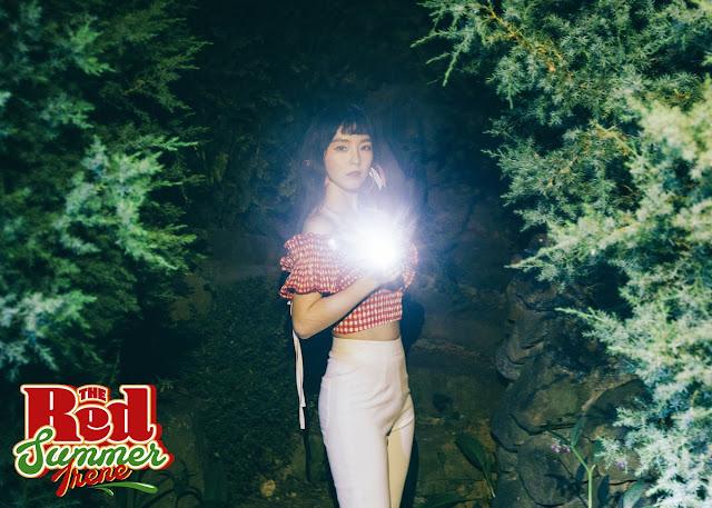 The Red Summer 3 Irene Teaser