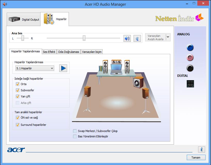 تحميل برنامج Realtek High Definition Audio لتعريف وترقيه