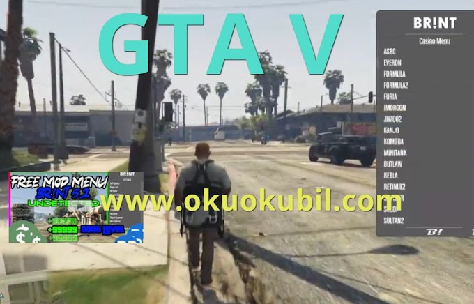 GTA5 Online 1.50 PC Güncellendi Free Para Hileli + Kurtarma Undetected Bansız 2020