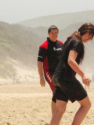 Summer Days on the Beach….