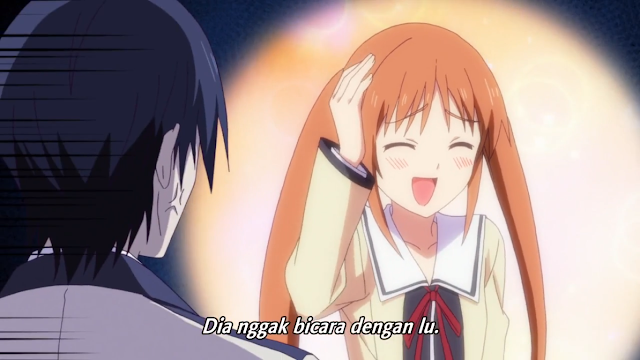 Aho Girl Episode 02 Subtitle Indonesia