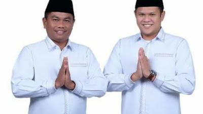 Sah! Darma Wijaya-Adlin Tambunan, Bupati dan Wakil Bupati Sergai Terpilih 2021-2024