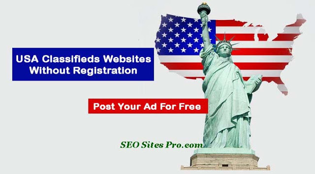 Post Free Classified Sites in USA Without Registration