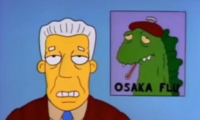 Οι Simpsons είχαν προβλέψει τον κορωνοϊό πριν από χρόνια; - Video
