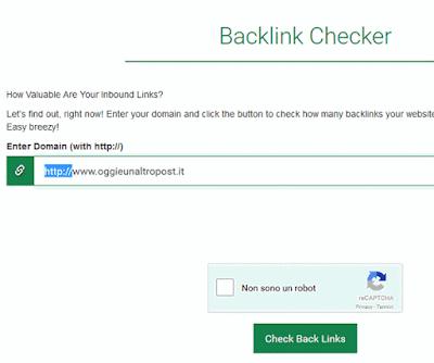 Come vedere chi ha linkato il tuo sito