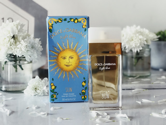 Dolce & Gabbana Light Blue Sun Pour Femme