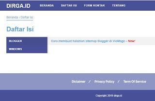 cara-membuat-halaman-sitenap-blogger-viomagz