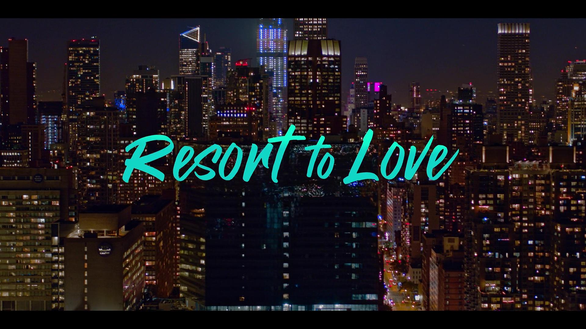 El resort del amor (2021) 1080p WEB-DL Latino
