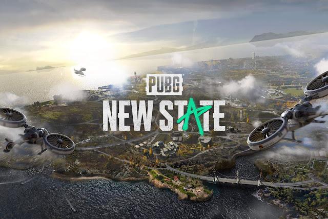 PUBG New State APK Download