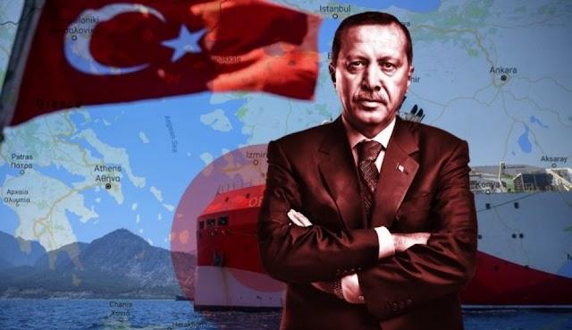 Εξόριστος Τούρκος δημοσιογράφος: «Ο Ερντογάν ετοιμάζει θερμό επεισόδιο και εισβολή σε νησιά!»