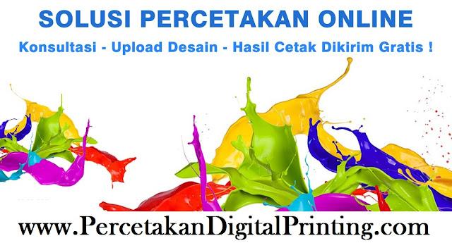 Layanan 24 Jam Digital Printing Cibubur Order Online Di Antar Hasil Cetaknya