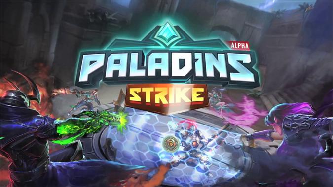 Hi-Rez Studio Membawa Paladins ke Platform Mobile aka Paladins Strike!