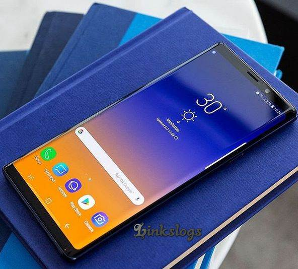 Samsung Galaxy Note9 Full Specification Review With Photos