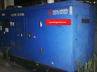 Mengenal Generator Set (genset)