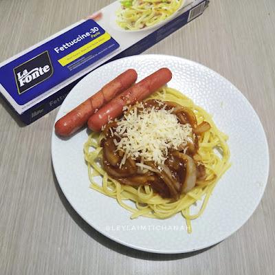 Resep Pasta Simple