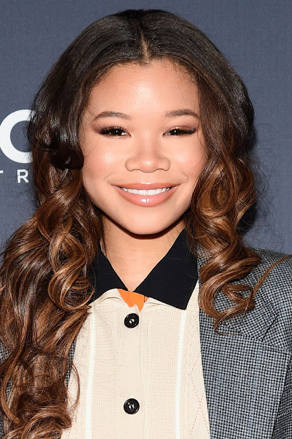 Storm Reid Clicks At 2019 CNN Heroes in NYC