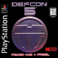 Defcon 5 - Peace Has A Price - PS1 - ISOs Download