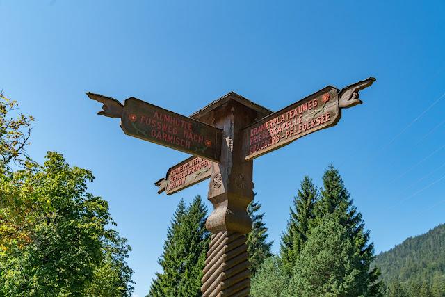 3-Seen-Tour Eibsee – Badersee – Pflegersee | Wandern Garmisch-Partenkirchen 10