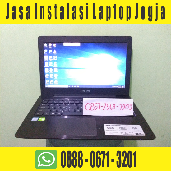 Jasa Instal Ulang Laptop Netbook Panggilan Jogja