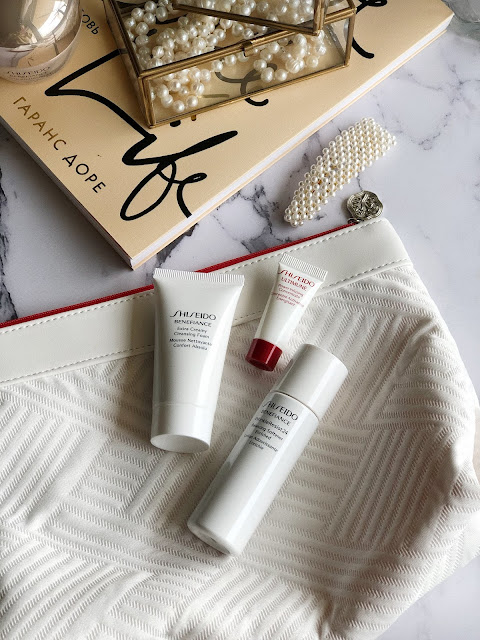 Косметический набор Shiseido Benefiance WrinkleResist24