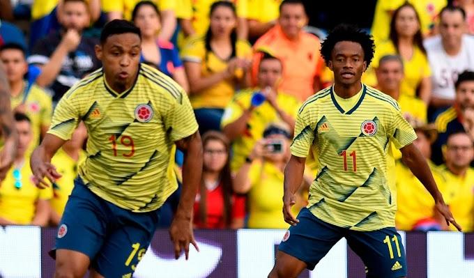 Confirmados horarios para los partidos de la Selección Colombia en junio, por las Eliminatorias, ante Perú y Argentina