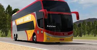 Aplikasi World Bus Driving Simulator