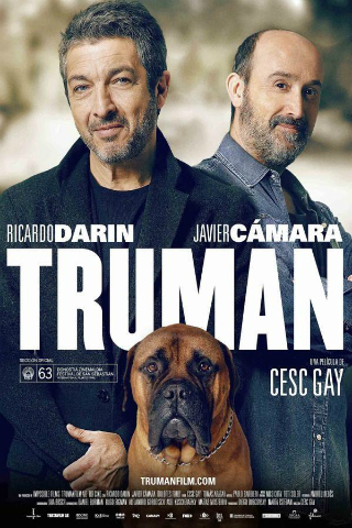 Truman [2015] [DVD9] [NTSC] [Latino]
