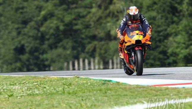 Hasil MotoGP Ceko 2020: Pol Espargaro Tercepat Pemanasan