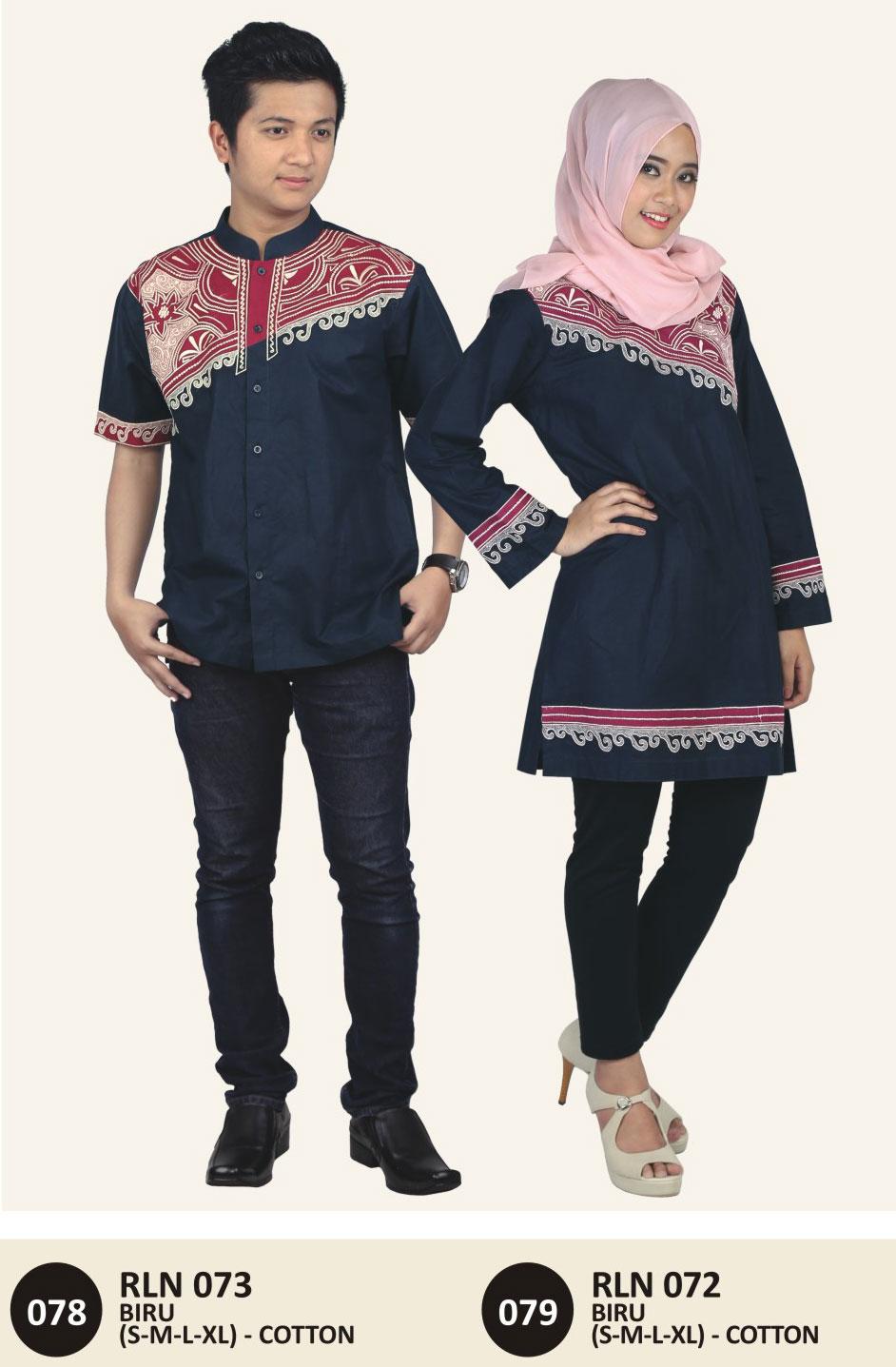 Baju Sarimbit Muslim