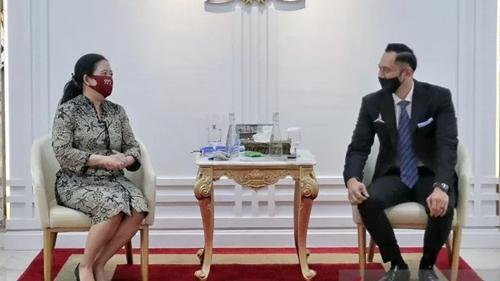 """Sosok AHY dan Puan Mirip, Kesannya Dapat Jabatan Politik karena """"Pemberian"""" Orangtuanya"""