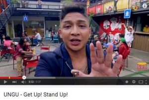 "Youtube - UNGU ""Get Up Stand Up"""