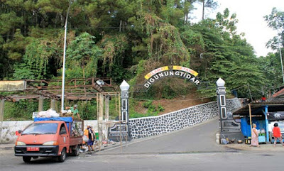 Wisata Bukit Tidar Magelang
