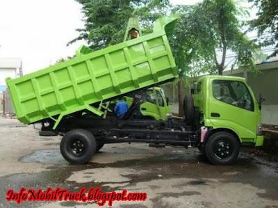 hino dutro dam truk