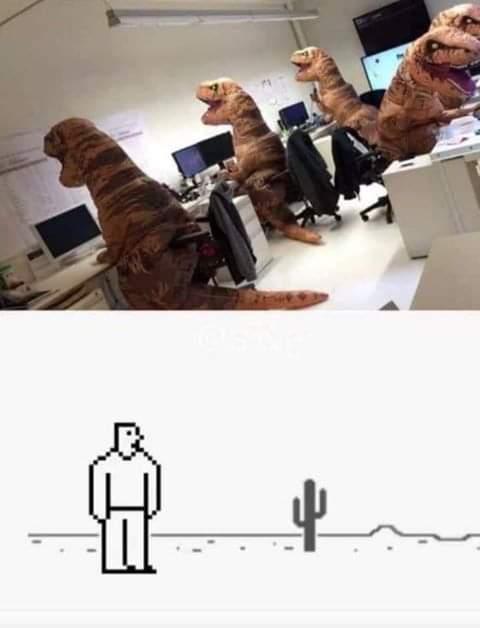quando cai internet dinossauros