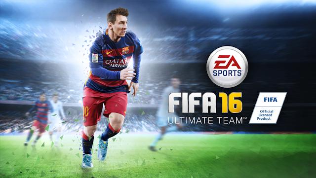 أحصل على تحديث لعبة FIFA 16 ULTIMATE لهاتفك الأندرويد مجاناً