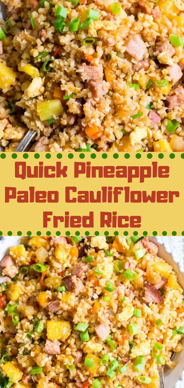 Healthy Recipes | Quick Pineapple Paleo Cauliflower Fried Rice, Healthy Recipes For Diabetics, Healthy Recipes Smoothies, Healthy Recipes For Two, Healthy Recipes Simple, Healthy Recipes For Teens, Healthy Recipes Protein, Healthy Recipes Vegan, Healthy Recipes For Family, Healthy Recipes Salad, Healthy Recipes Cheap, Healthy Recipes Shrimp, Healthy Recipes Paleo, Healthy Recipes Delicious, Healthy Recipes Gluten Free, Healthy Recipes Keto, Healthy Recipes Soup, Healthy Recipes Beef, Healthy Recipes Fish, Healthy Recipes Quick, Healthy Recipes For College Students, Healthy Recipes Slow Cooker, Healthy Recipes With Calories, Healthy Recipes For Pregnancy, Healthy Recipes For 2, Healthy Recipes Wraps, Healthy Recipes Yummy, Healthy Recipes Super, Healthy Recipes Best, Healthy Recipes For The Week, Healthy Recipes Casserole, Healthy Recipes Salmon, Healthy Recipes Tasty, Healthy Recipes Avocado, Healthy Recipes Quinoa, Healthy Recipes Cauliflower, Healthy Recipes Pork, Healthy Recipes Steak, Healthy Recipes For School, Healthy Recipes Slimming World, Healthy Recipes Fitness, Healthy Recipes Baking, Healthy Recipes Sweet, Healthy Recipes Indian, Healthy Recipes Summer, Healthy Recipes Vegetables, Healthy Recipes Diet, Healthy Recipes No Meat, Healthy Recipes Asian, Healthy Recipes On The Go, Healthy Recipes Fast, Healthy Recipes Ground Turkey, Healthy Recipes Rice, Healthy Recipes Mexican, Healthy Recipes Fruit, Healthy Recipes Tuna, Healthy Recipes Sides, Healthy Recipes Zucchini, Healthy Recipes Broccoli, Healthy Recipes Spinach,  #healthyrecipes #recipes #food #appetizers #dinner #pineapple #paleo #cauliflower #fried #rice