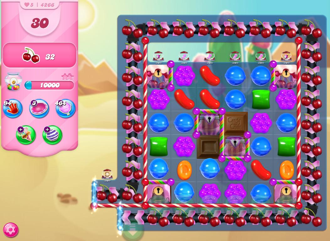 Candy Crush Saga level 4266
