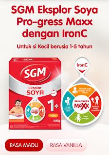 SGM Eksplor Soya Pro-gress Maxx